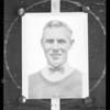 C.D. Burris, Southern California, 1933