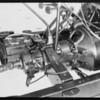 Plymouth car, Southern California, 1931