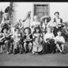 Children's orchestra, The May Company, Southern California, 1931