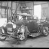 Ford, Nash, Plymouth, Fullerton, Southern California, 1934