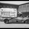 Wonder-cut Bread truck, Southern California, 1931