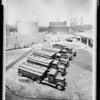Trucks, Union Oil, Southern California, 1935