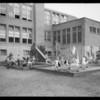 School activities, Humphreys Avenue School, 500 South Humphreys Avenue, Los Angeles, CA, 1931