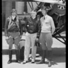 "Captain Nelson & ""Spud"" Manning, Southern California, 1933"