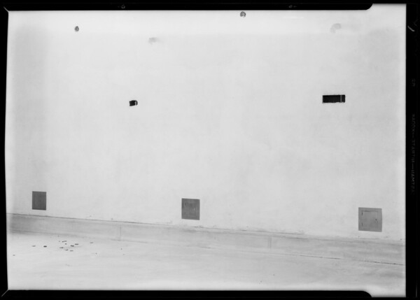 County Hospital, Mark Pump Co., Los Angeles, CA, 1932