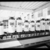 Pennzoil line in Pellissier garage, Southern California, 1931