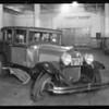 Chrysler, Southern California, 1932