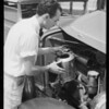 Customer reminder system, Southern California, 1933
