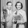 """Shell Show"", Al Jolson, Joan Blondell, etc., Southern California, 1935"