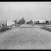 Intersection, Atwater Avenue and Fletcher Drive, Los Angeles, CA, 1932