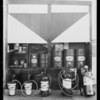 Full line at Eddie Miller's, Southern California, 1931