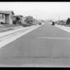 Scene & accident near 866 Monterey Boulevard, Hermosa Beach, CA, 1933