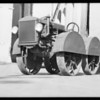 Tractor, Southern California, 1932
