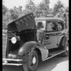 Car for composite with quart Triton can, Southern California, 1934