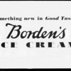 "Reverse for roto, ""Something new"", Borden's, Southern California, 1932"