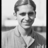 Student at Willys Knight Agency, Southern California, 1931