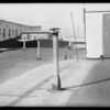 Roof of building showing vent, 761 South Westlake, Southern California, 1931