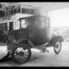 Bossout case, intersection of Vanowen Street & Laurel Canyon Boulevard, Southern California, 1931