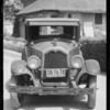Buick belonging to Hellman & Hellman, Southern California, 1932