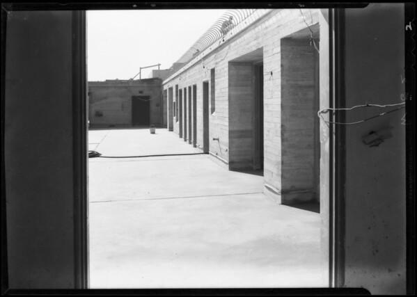 County Hospital, Weymouth Crowell, Los Angeles, CA, 1932