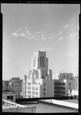 Title Guarantee and Trust Company Building, Los Angeles, CA, 1931