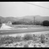 Intersection of Crestmont Court & North Verdugo Road, Glendale, CA, 1932