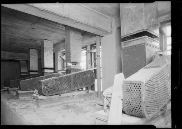 County Hospital, Haverty Co., Los Angeles, CA, 1932