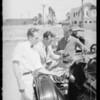 Orv Mohler uses Pennzoil, Southern California, 1933