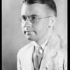Portraits of Mr. Kirk, Southern Califorina, 1931