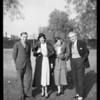 Groups, aviators, etc, California Breakfast Club, Southern California, 1931