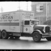 Cudahy Packing Co. truck, Southern California, 1933