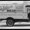 Weber Baking Co. truck, Southern California, 1931