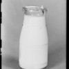 1/2 pint of cream, Southern California, 1931