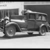 Wreck of Studebaker car, 666 Colorado Boulevard, Glendale, CA, 1931