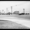 Intersection of South Soto Street & 9th Street [Olympic Boulevard], Los Angeles, CA, 1933