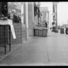 Sidewalk, 8530 South Vermont Avenue, file #L49070, Farrell, assured, Los Angeles, CA, 1932