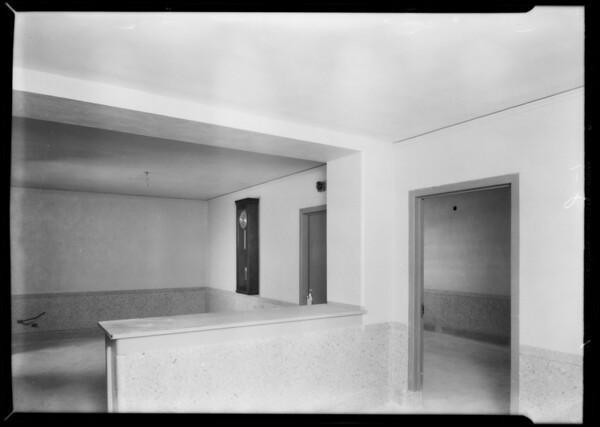 County Hospital, D. Zelinshky & Son, Los Angeles, CA, 1932