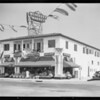 Exterior of Monterey Market, West Olympic Boulevard near South Fairfax Avenue, Los Angeles, CA, 1933