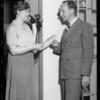Ford winner Mrs. Helena Neimeyer, Southern California, 1934