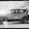 Buick Coach, Southern California, 1932