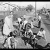 6th Avenue School activity, parent teachers association, Los Angeles, CA, 1932