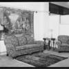 Furniture, Los Angeles, CA, 1931