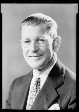 Dave Duncan, Southern California, 1931