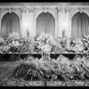 Gladiola show at Biltmore Hotel, Los Angeles, CA, 1932