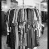 Dress rack, May Co., Southern California, 1933