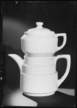 Phileo coffee maker, Southern California, 1932