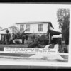 For postcards, 1541 Club View Drive, Los Angeles, CA, 1931