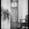 Grandfather clock model radio, Southern California, 1931