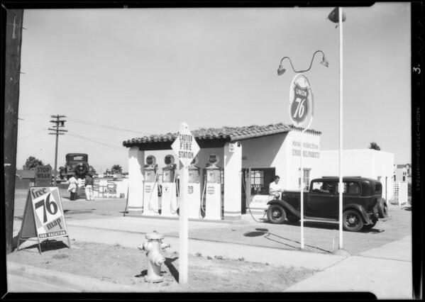 Station, 1802 Montana Avenue, Santa Monica, CA, 1933