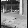 Sidewalk, 1125 South Los Angeles Street, Los Angeles, CA, 1933